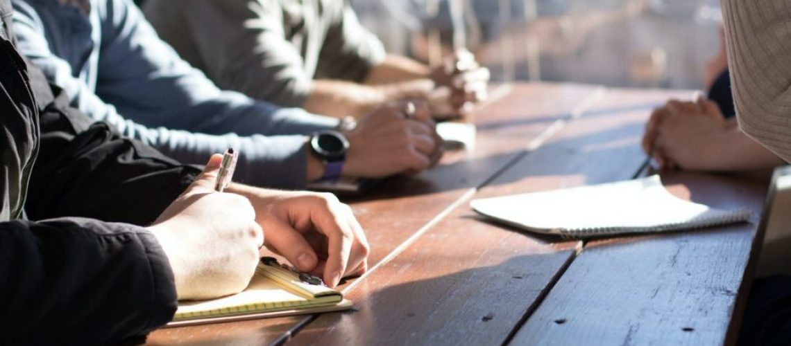 Men-at-table